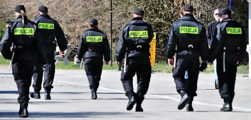 szkoly uczące na policjanta