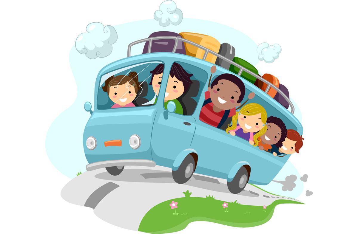 Zorganizowana wycieczka dla dzieci