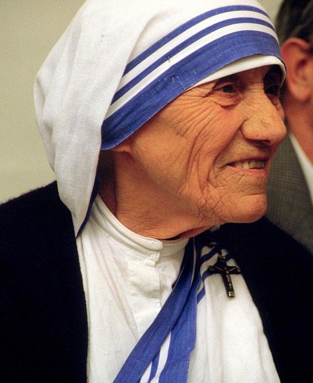 Jak pomagała Matka Teresa z Kalkuty - referat na religię